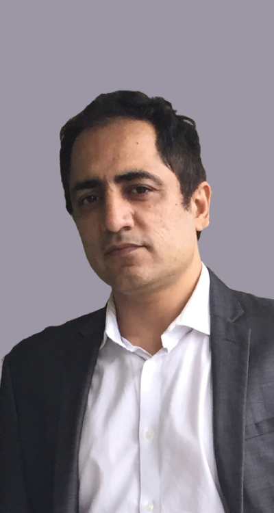 CONSULTANT, Saumitra Sehgal